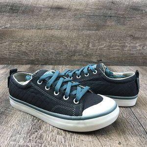 Keen Elsa II Quilted Blue Casual Sneaker 6